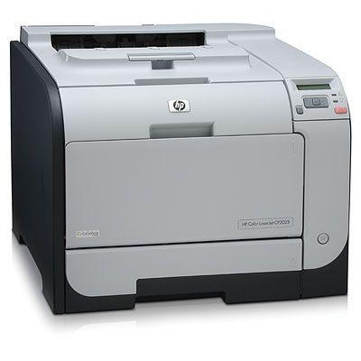 Принтер HP Color LaserJet CP2025 CB493A