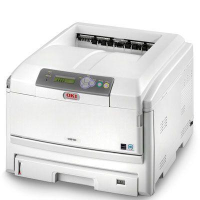 Принтер OKI C810n 01235301