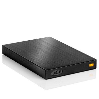 Внешний жесткий диск LaCie Mobile Hard Drive Rikiki 250Gb 301907