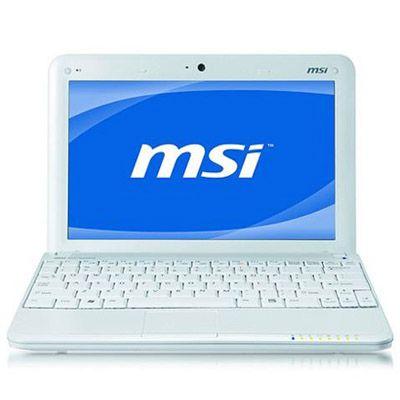������� MSI Wind U130-807 White