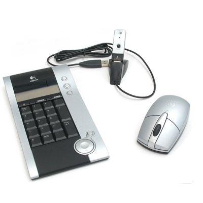 Мышь беспроводная Logitech V250 Cordless Mouse&number pad for nb 967538-1403
