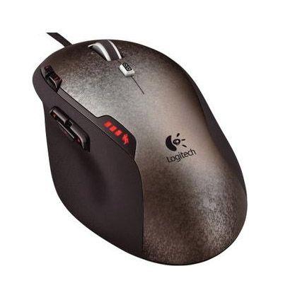 Мышь проводная Logitech Gaming Mouse G500 USB 910-001263