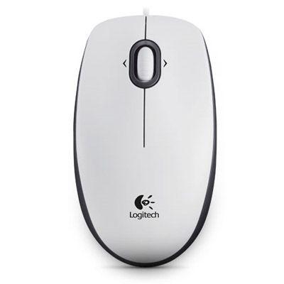 ���� ��������� Logitech M100 White USB 910-001605
