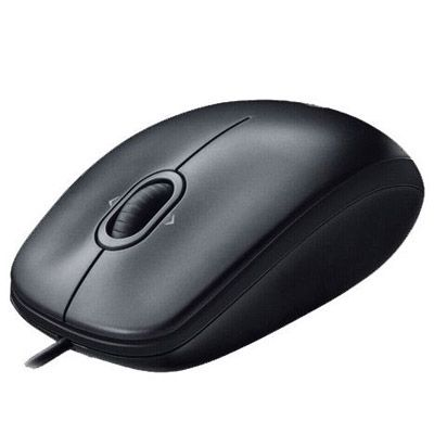 ���� ��������� Logitech M100 Grey Dark USB 910-001604