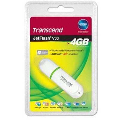 Флешка Transcend 4Gb JetFlash V33 TS4GJFV33