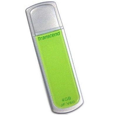 ������ Transcend 4Gb JetFlash V60 Green TS4GJFV60