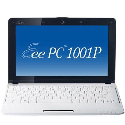 Ноутбук ASUS EEE PC 1001P Anti-glare (White)