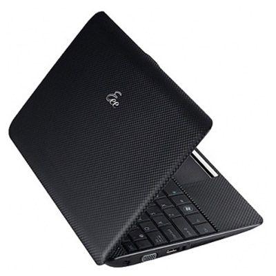 Ноутбук ASUS EEE PC 1001P Anti-glare (Black)