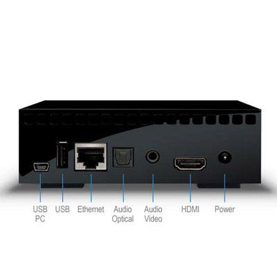 Внешний жесткий диск LaCie LaCinema Mini HD Media Player 500GB 301914EK