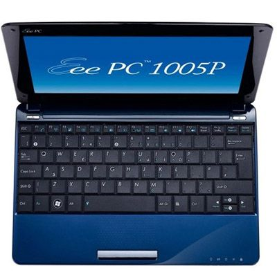 ������� ASUS EEE PC 1005P Windows 7 (Blue)