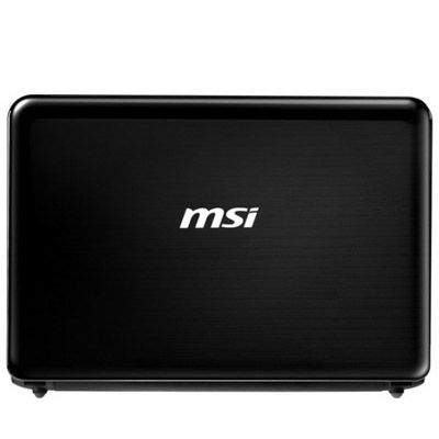 ������� MSI Wind U130-806 Black
