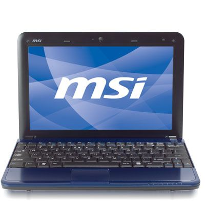 ������� MSI Wind U130-881 Blue