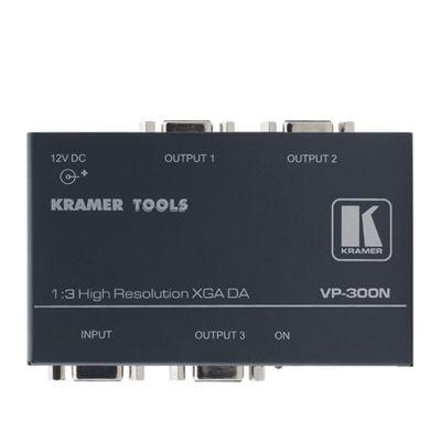 Kramer VP-300N ���������-�������������� 1:3 VGA �������, 430 ���