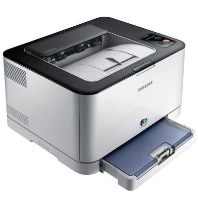 Принтер Samsung CLP-320N CLP-320N/XEV