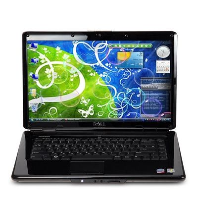 Ноутбук Dell Inspiron 1545 T4400 Black