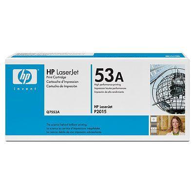 Картридж HP Black/Черный (Q7553A)