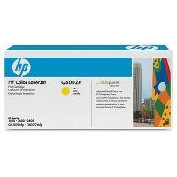 ��������� �������� HP �������� Color LaserJet Yellow (������) Q6002A
