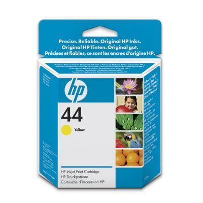 Картридж HP 44 Yellow/Желтый (51644YE)
