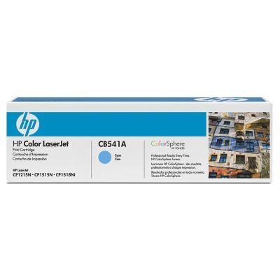 ��������� �������� HP �������� Color LaserJet Cyan (�������) CB541A