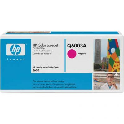 ��������� �������� HP �������� Color LaserJet Magenta (���������) Q6003A