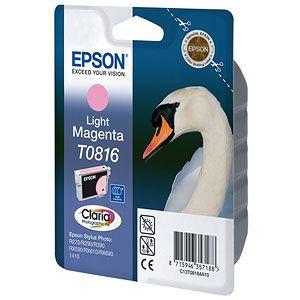 ��������� �������� Epson �������� light magenta (������� �������) C13T08164A10