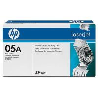 ��������� �������� HP �������� LaserJet Black (������) CE505A