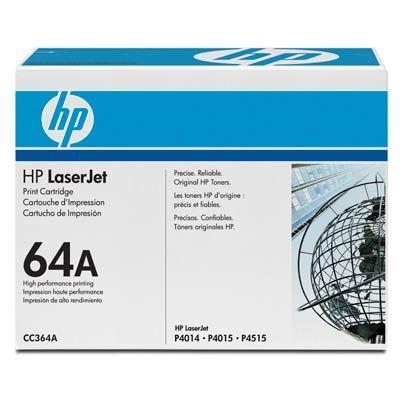 Картридж HP Black/Черный (CC364X)