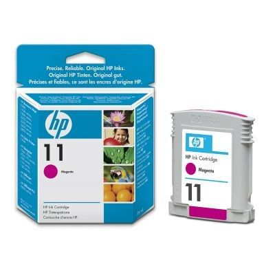 ��������� �������� HP 11 Magenta Ink Cartridg C4837A