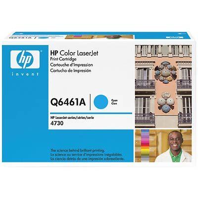Картридж HP Cyan /Зеленовато - голубой (Q6461A)