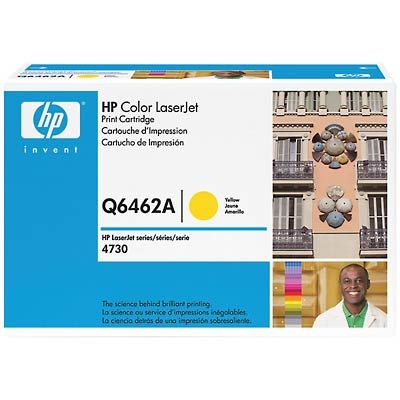 Картридж HP Yellow/Желтый (Q6462A)