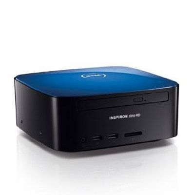 Настольный компьютер Dell Inspiron Zino HD 2850E /320 Gb /Wi-Fi Blue 210-30516