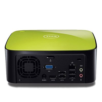 Настольный компьютер Dell Inspiron Zino HD 2850E /320 Gb /Wi-Fi Green 210-30515