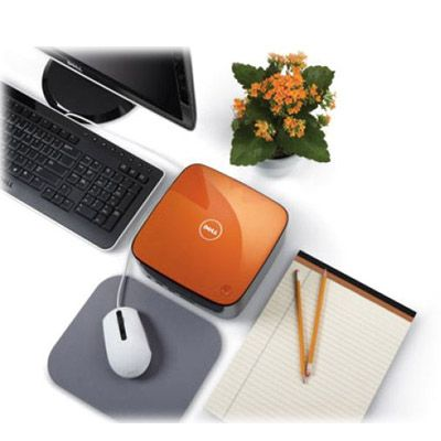 Настольный компьютер Dell Inspiron Zino HD 2850E /320 Gb /Wi-Fi Orange 210-30515