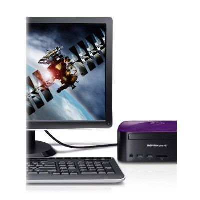 Настольный компьютер Dell Inspiron Zino HD 2850E /320 Gb /Wi-Fi Purple 210-30515