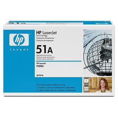 Картридж HP Black/Черный (Q7551A)