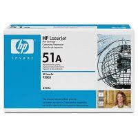 ��������� �������� HP �������� Color LaserJet Black (������) Q7551A