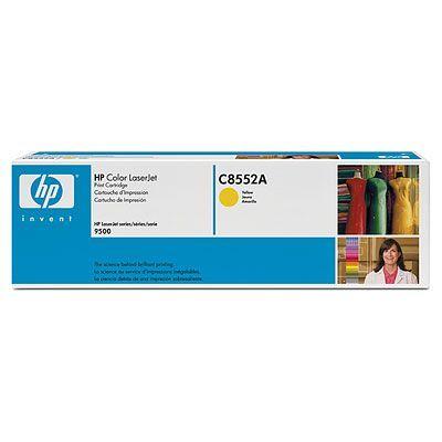 Картридж HP Yellow/Желтый (C8552A)