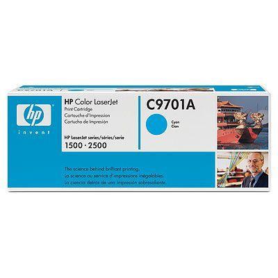 Расходный материал HP Картридж Color LaserJet Cyan (голубой) C9701A