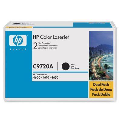 Картридж HP Black/Черный (C9720A)