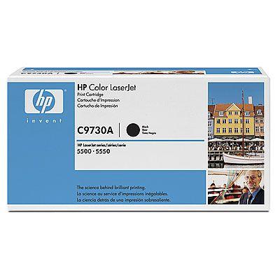�������� HP Black/������ (C9730A)
