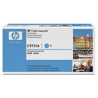 Картридж HP Cyan /Зеленовато - голубой (C9731A)