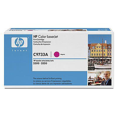 Картридж HP Magenta/Пурпурный (C9733A)