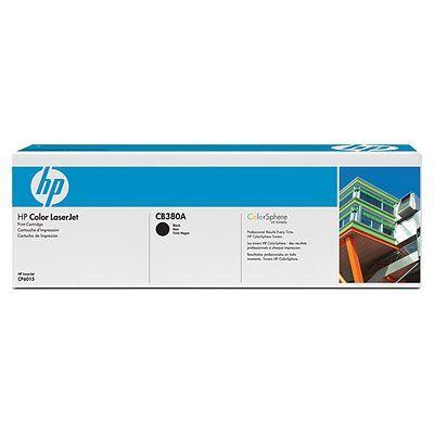 ��������� �������� HP �������� Color LaserJet Black (������) CB380A