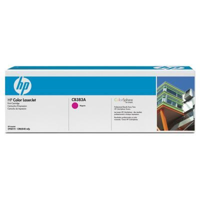 Картридж HP Magenta/Пурпурный (CB383A)