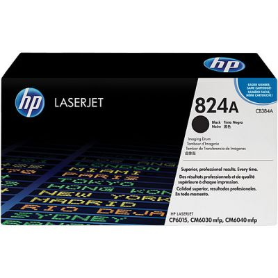 ��������� �������� HP �������� Color LaserJet Black (������) CB384A