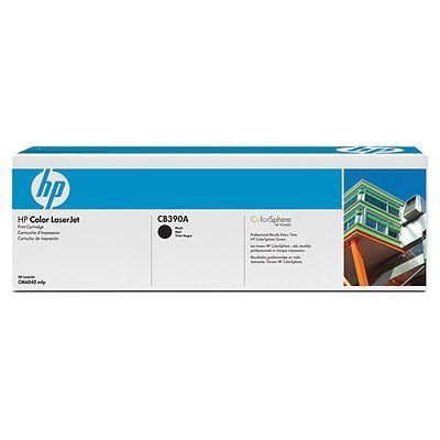 Картридж HP Black/Черный (CB390A)