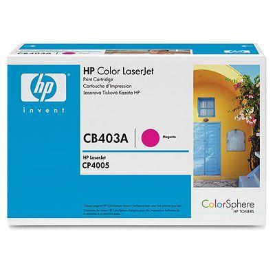 Картридж HP Magenta/Пурпурный (CB403A)