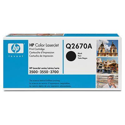 Картридж HP Black/Черный (Q2670A)