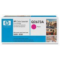 ��������� �������� HP �������� Color LaserJet Magenta (���������) Q2673A