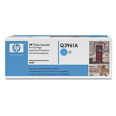 Картридж HP Cyan/Голубой (Q3961A)